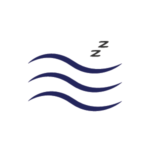 Sleep mode feature icon
